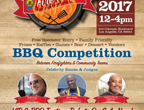 Fire It Up! BBQ Competition is just a month away!!