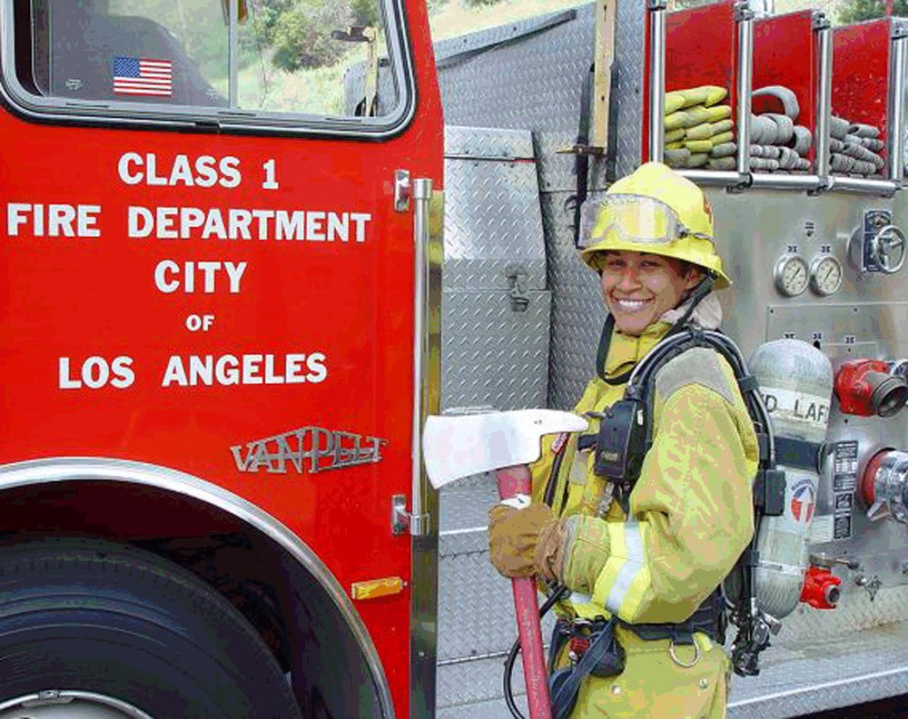 """Burning Brightly"" – African American Women in the Fire Service"
